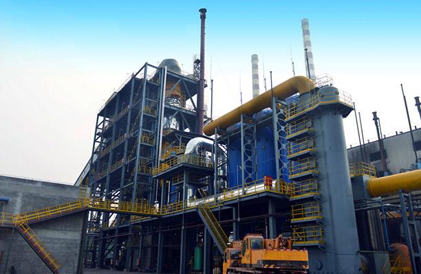 单台产能4万Nm3/h煤制洁净煤气工程