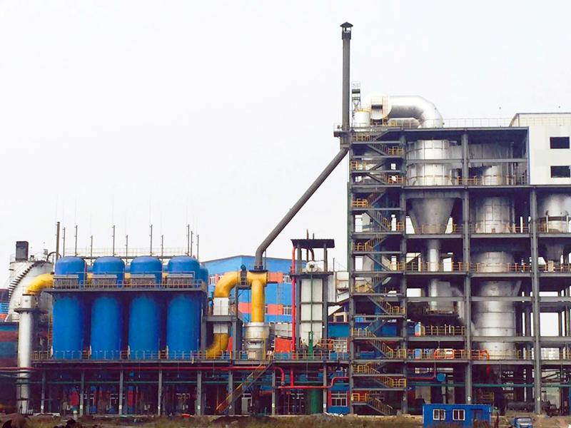 用贫煤制气替换焦炉煤气生产LNG,单台产能6万Nm3/h煤制洁净煤气工程