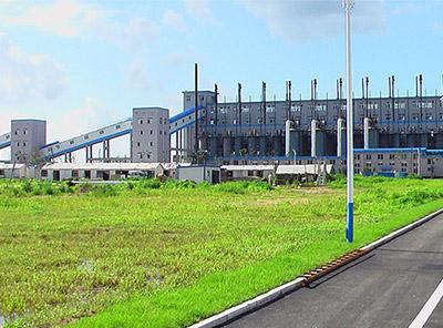 沈阳煤气公司煤气站