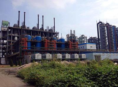 5台套*40000Nm3/h循环流化床气化炉项目