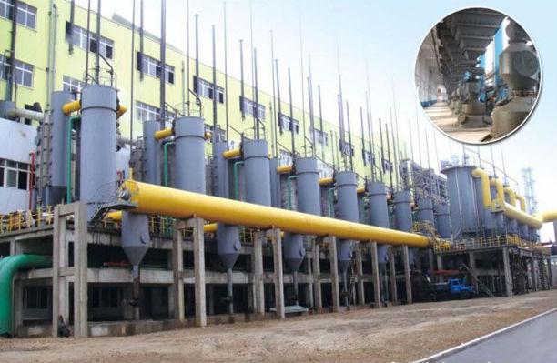 冶金行业40万Nm3/h煤制洁净煤气工程