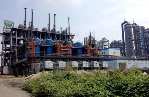循环流化床粉煤气化系统-产能20万Nm3/h煤制洁净燃气工程