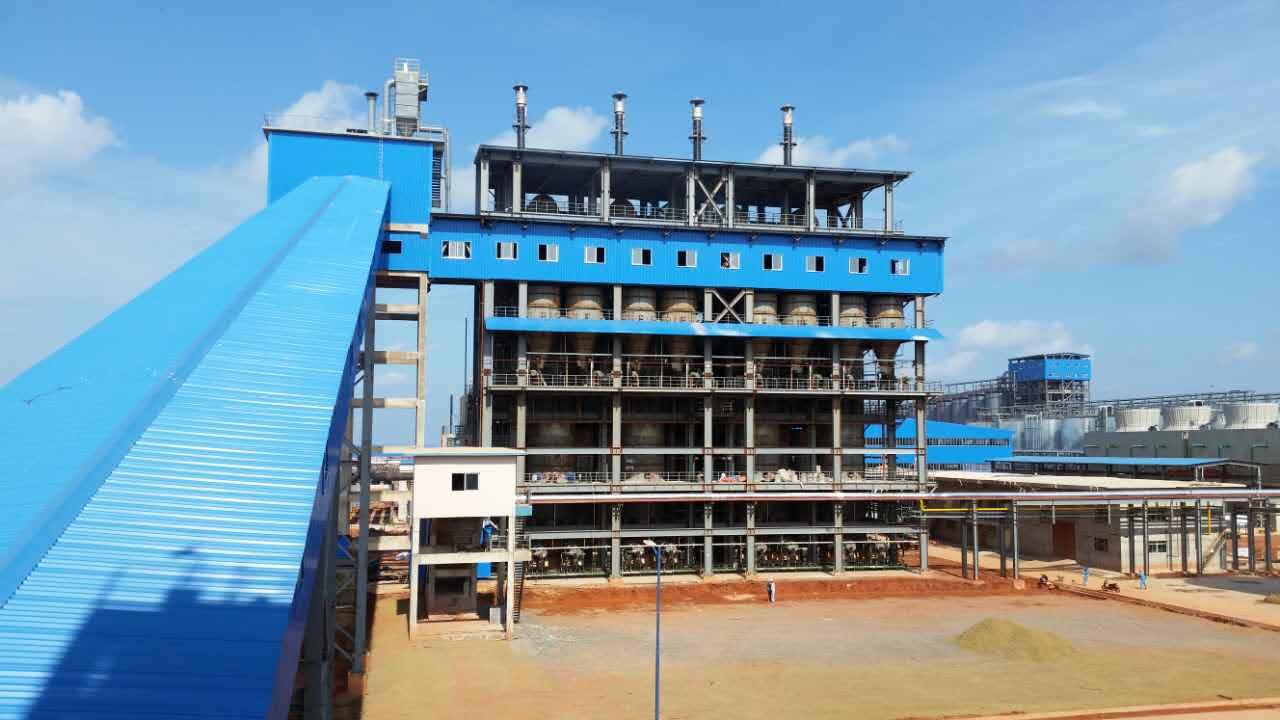 印尼常压粉煤气化炉助力中国海外第一条氧化铝生产线产出合格产品