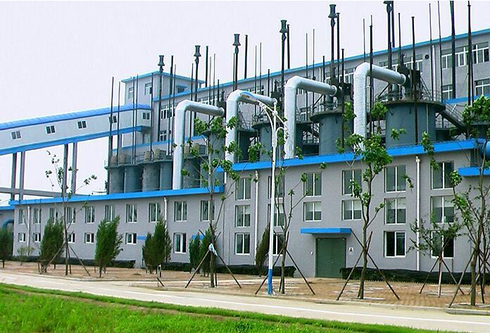 两段式煤气发生炉冷站精品工程