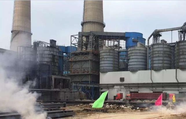 热烈祝贺茌平信发集团三期黄台60000N3/h循环流化床粉煤气化炉(2台套)开工!