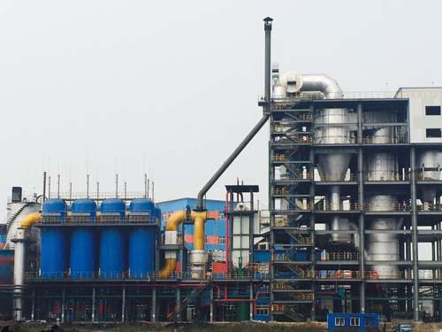 焦化行业60000Nm3/h循环流化床煤气化技术应用
