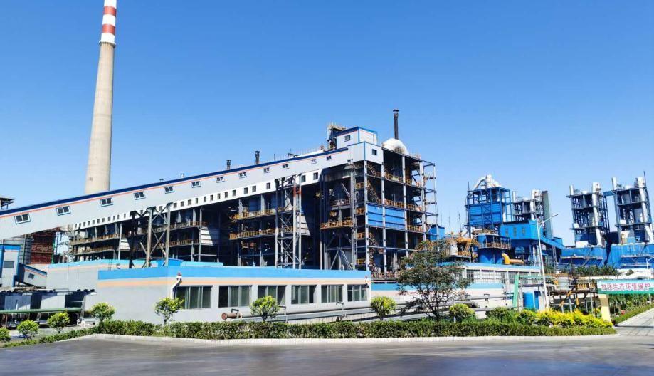 茌平氧化铝循环流化床煤气发生炉应用工程案例