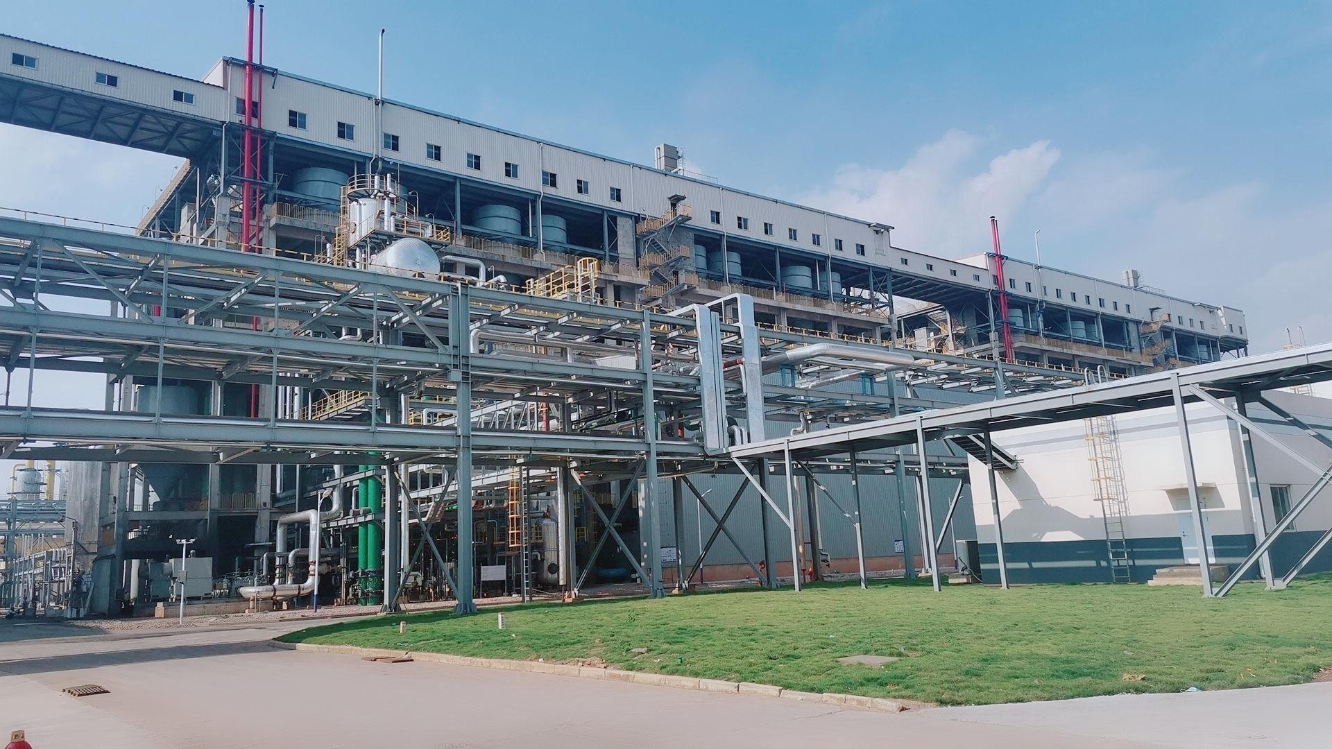 16台套*CXL6000I循环流化床富氧气化设备