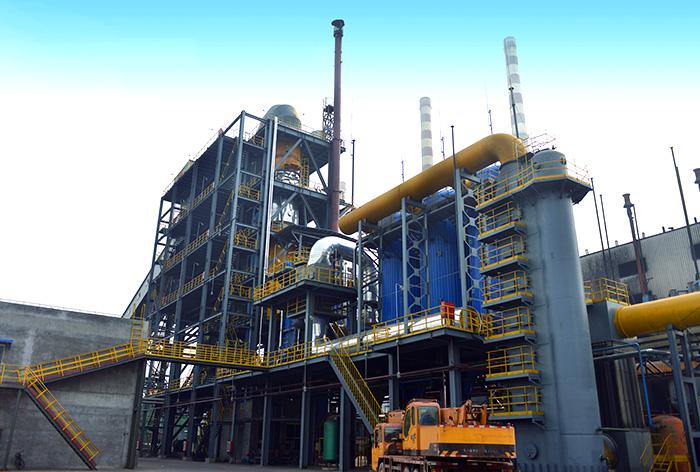 合成氨气化炉